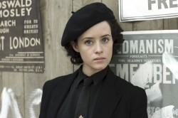 UPSTAIRS DOWNSTAIRS_ClaireFoy