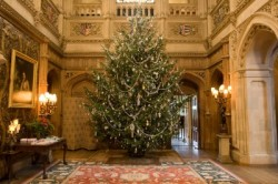 Downton Abbey - kerst2