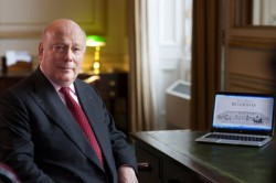 Julian Fellowes-Copyright Bruna